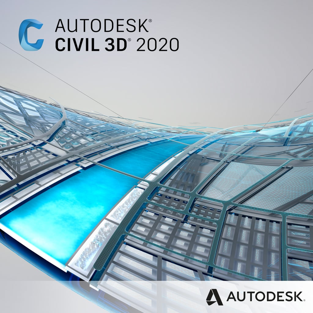 civil 3d 2020 badge 1024px